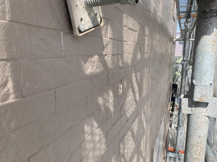 外壁 1F 上塗り完了【駿河区大屋敷邸】.jpg