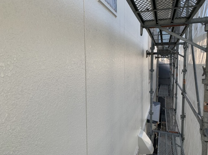 外壁 2F 中塗り完了【】焼津市海野邸.jpg