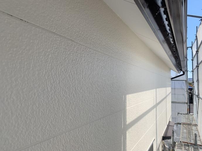 外壁 2F 上塗り完了【駿河区大屋敷邸】.jpg