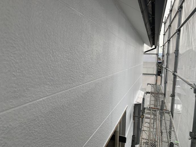 外壁 2F 下塗り完了【駿河区大屋敷邸】.jpg