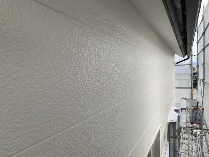 外壁 2F 中塗り完了【駿河区大屋敷邸】.jpg