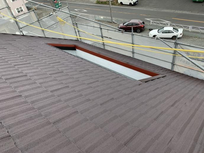 屋根 上塗り完了.jpg