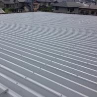 折板屋根塗装(事務所・工場)