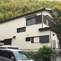 外壁の塗替えと屋根の葺き替え(一般住宅)