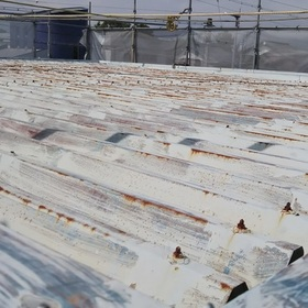 屋根の改修工事(一般住宅)