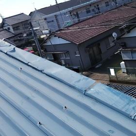屋根ケラバの改修工事(工場・倉庫)